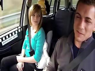 Blonde, Czech, Taxi