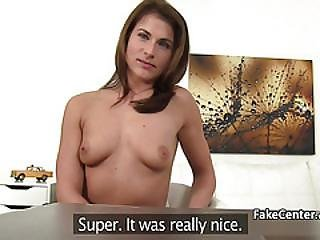 Fitnes Trainer Fucked On Casting
