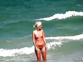 Nudist Beach Hot Milf Naked Voyeur Hd Spycam Video
