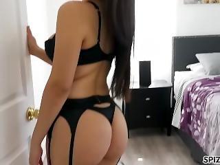 Spizoo - Italian Valentina Nappi Fucking A Big Cock, Big Booty & Big Boobs
