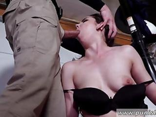 Punished By Two Guys And Aggressive Kissing She