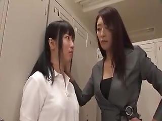 Lesbian Student