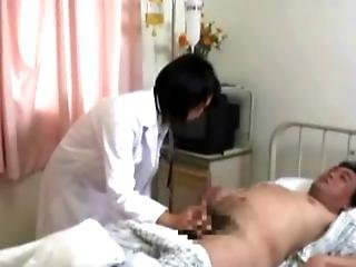 Hot for cock doc gets nasty sucking on