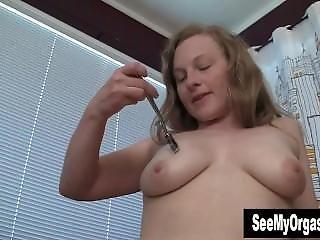 Horny Lili Playing Naked