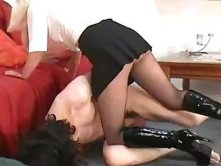 Nikki Whiplash - Ball Torture