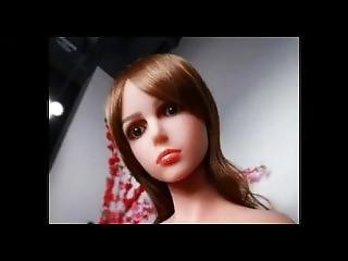 140 Cm Moon 4.59ft Silicone Love Doll With Metal Skeleton 3 Entries Tan Ski