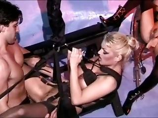 Anita Black, Monique Covet, Violet Storm - Hell Whores And High Heels