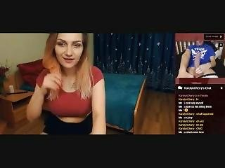Big Cock Shock - Real Girls Reactions To Monster Cocks On Webcam: Part 2