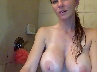 любитель, анальный, большая синица, блондинка, фаллоимитатор, двойное проникновение, мастурбация, мамаша, проникновение, душ, соло, страпон, игрушки