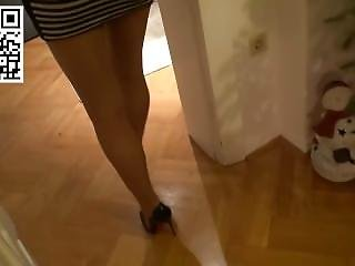 Stiletto High Heels Too Tight For Tamia
