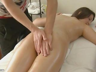 A Teen Tricked By Massage: Got Fucked