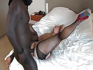 Bbc Vs Blonde Milf Assfuck