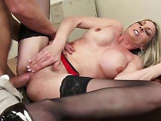 Wankz Sindy Lange Just Hired A Russian Stud As Her Assistant And Shes Putting Him To Work Right Away Markus Tears Off Her Red Miniskirt And Shoves His Big Russian Cock Inside Of Her Tight Twat Watch Him Explode