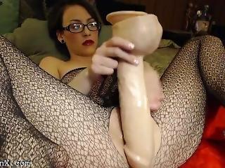 Amateur, Fisting, à La Maison, Masturbation, Webcam