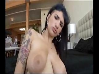 Punk Slut Arabelle Raphael Fucks Cameraman On Set