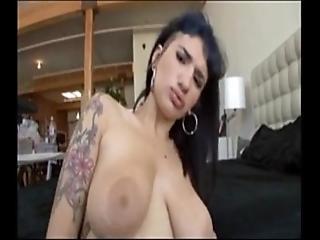 Punk Slut Arabelle Raphael Fucks Cameraman On Set