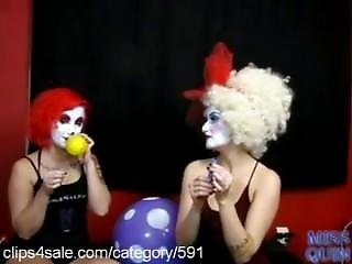 Sexy Clowns At Clips4sale.com