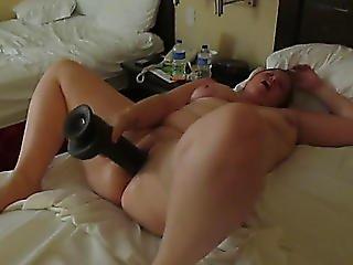 Obese Anita's Large Toy
