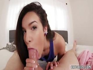 Intense Teen Shaking Orgasm Compilation Money Hungry Step Daughter