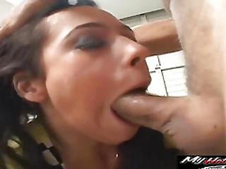 Arielle Alexis And Regan Reese Like To Share Guys And Suck Their Cocks