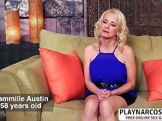 Beauty New Mama Cammille Austin Fucking Hot Tender Bud