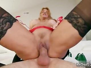 Blonde Teen Dildo Masturbation Orgasm Hot Milf Fucked Delivery Guy