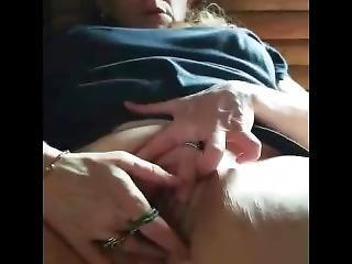 Older Women Sucking & Fucking In Backwoods
