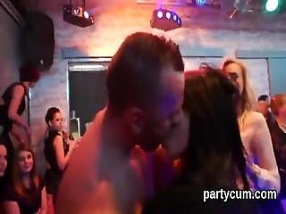 Horny Chicks Get Absolutely Wild And Naked At Hardcore Party