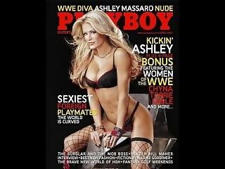 Ashley Massaro Sexy & Nude Picture Compilation