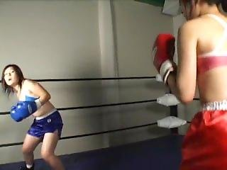 Japanese Girl Boxing (bwbn-03) - P5