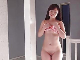 amateur, asiático, bonita, crema, creampie, japonese
