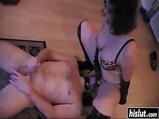 Foxxy Lambrusco Dominates Her Horny Man