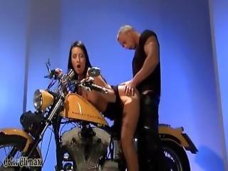motciclista, troia, Adolescente