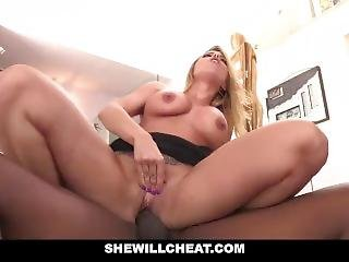She Will Cheat-slut Wife Britney Amber Fucks Famous Football Players Bbc