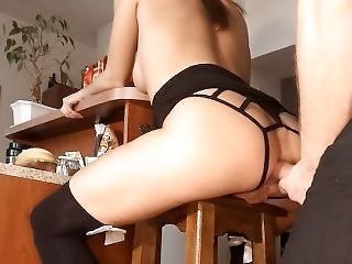 amateur, anal, jeu anal, cul, sodomie, bonasse, brunette, nique, masturbation, orgasme, brusque, sexe, jouets