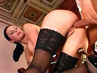 Hot Model Fucking With Photographer