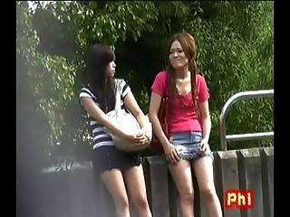 Jade Shuri P23-04-No panties aggressive upskirt
