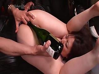 41ticket - Busty Kaoru Hirayama Ass And Mouth Rekt In 3some Uncensored Jav