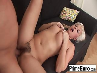 Daria Gets Her Hairy Pussy Fucked