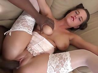 Black Guy Fucks His Gf In Her Ass Names Her Cum And Moan From Bbc Anal