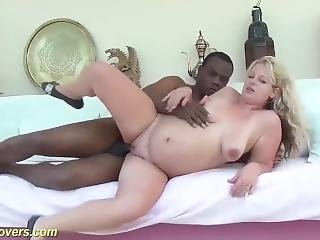 Cute Preggo Teens First Interracial Sex