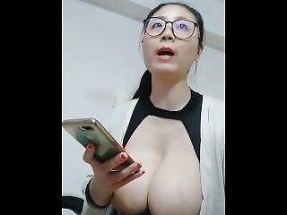 Chinese Young Women With Giant Breasts