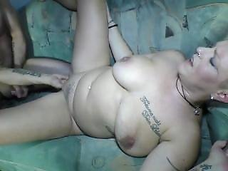 Deutschland Report - 40+ German Slut Judith S. Gets Fucked And Cum Covered