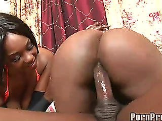 Darksome Large Ass Anal Act