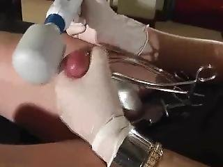 Gloves Woman - Medical Femdom Mistress