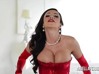 Hot Big Tit Ariella Ferrera Interview