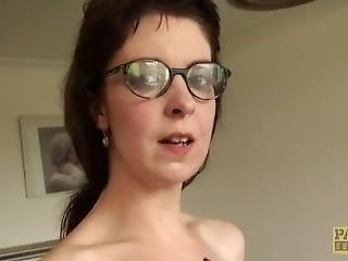 anglaise, hardcore, milf, pov, brusque, sexe
