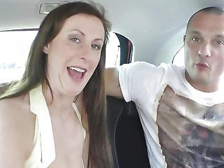 Pounded Chic Aged Jizzed In Face Hole