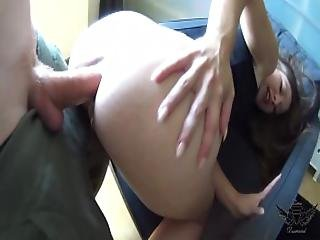 Lina Diamond - German Teens First Time Anal With A Big Cock