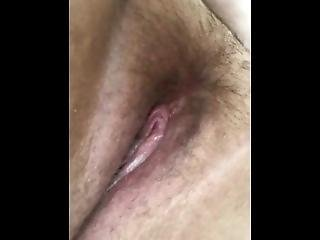 Bored Housewife Plays With Herself
